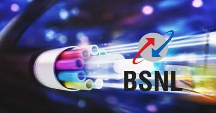 bsnl unlimited bharat fiber (ftth) broadband plan