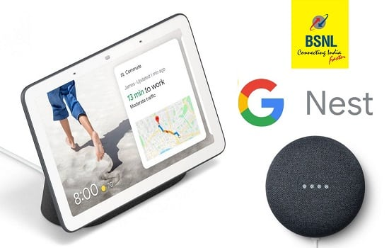 bsnl_offers_google_nest_hub_mini_offer