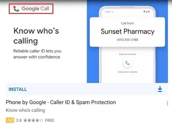 Google Is Secretly Working On Caller-Identification 'Google Call' Apps Like Truecaller